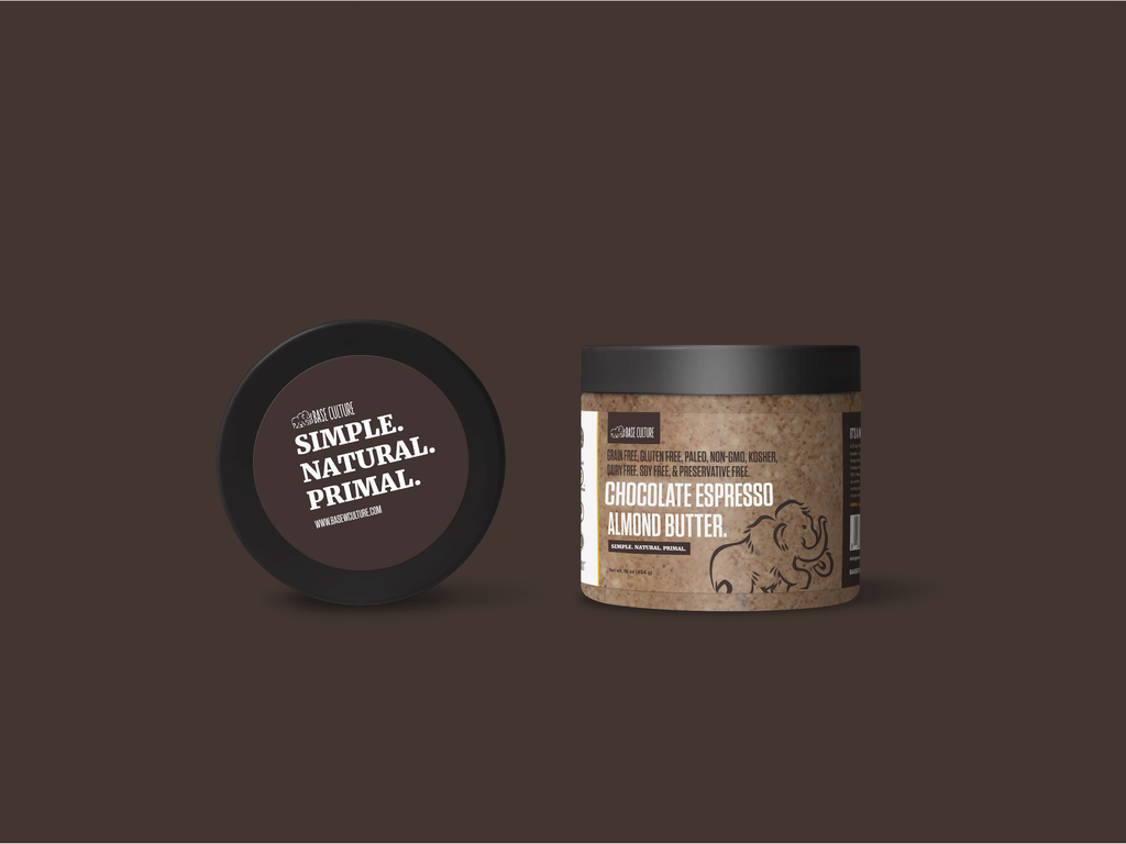 Paleo Almond Butter - Chocolate Espresso (Single)