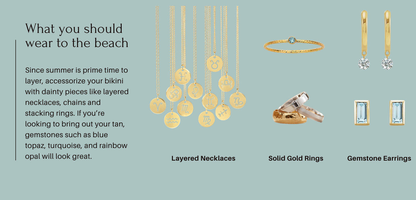 summer necklaces and jewelry