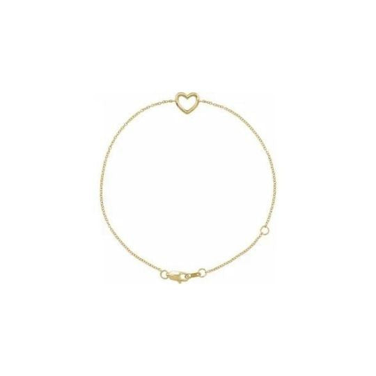 Small Gemstone Ring-Malachite