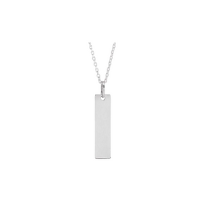 Chain Link Wedding Band - Womens
