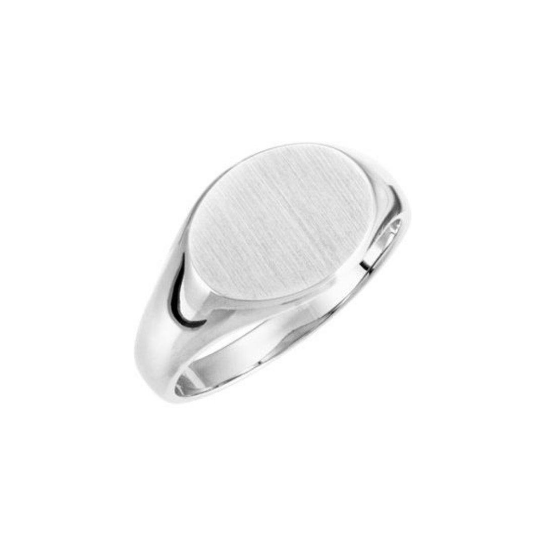 Saturday Signet Ring