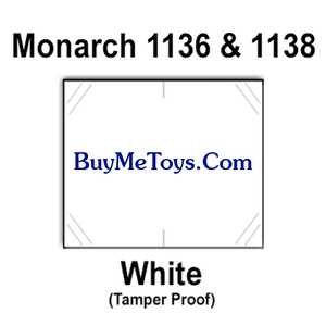[CUSTOM] Monarch compatible 1136/1138 White Labels - BMT