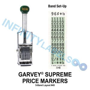 Price-Marker-Supreme5-Band-45x10