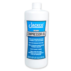 Compressor Oil-1 qt (32 fl.oz.)12 Bottle Case