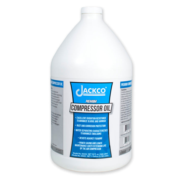 05128- Compressor Oil-1 Gal (128 fl.oz.)