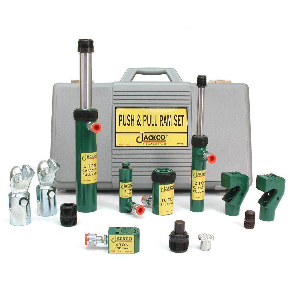 Push & Pull Ram Set - Model 14890