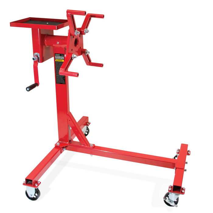 71000R - 1000 lbs. Rotating Engine Stand Engine Stand