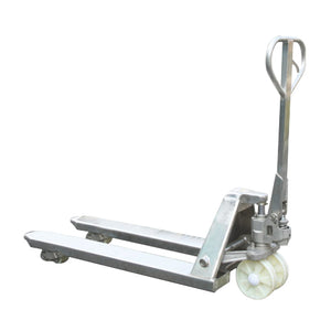 4400 lb. Capacity Stainless Steel Hand Pallet Truck