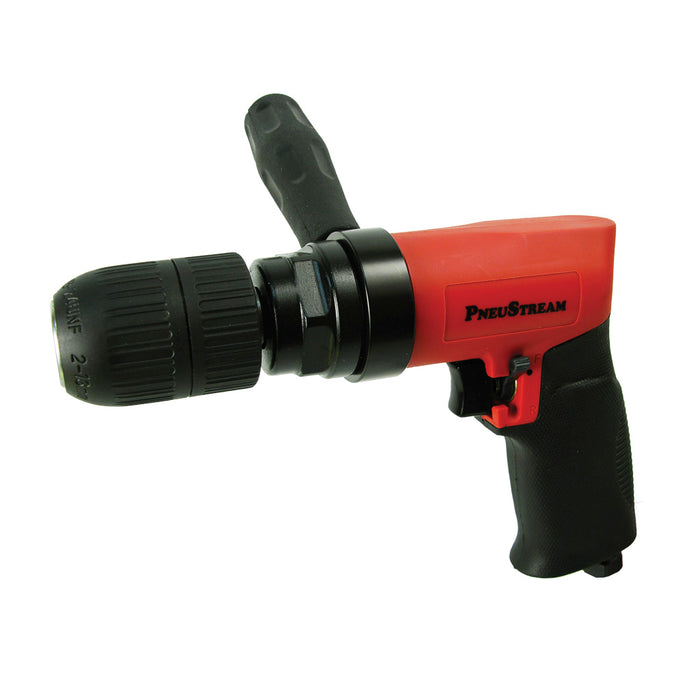"PN30140 - 1/2"" Air Reversible Drill"