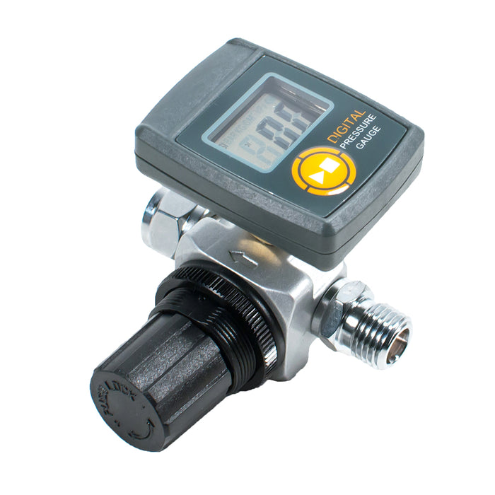 SGPARD - Digital HVLP Spray Gun Air Regulator