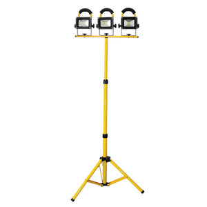Cordless LED Floodlight Tripod