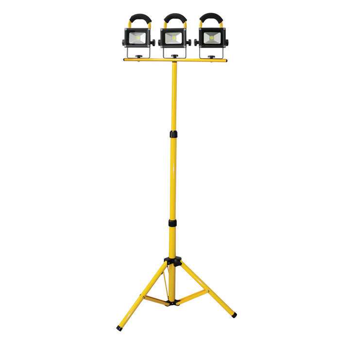 ZT50250- Cordless LED Floodlight Tripod
