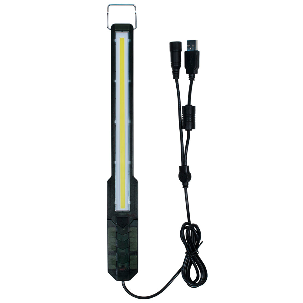 USB Powered Slim LED Worklight/Inspection Light with 13' Extension Cord