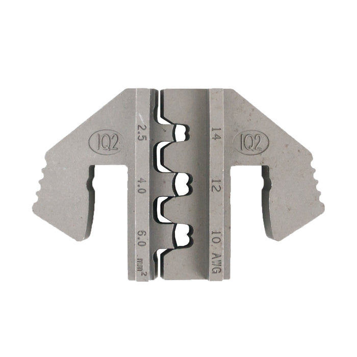 HT-2130-IQ2 Crimping Tool Die - IQ2 Die for MC4 Solar Connectors AWG 14/12/10