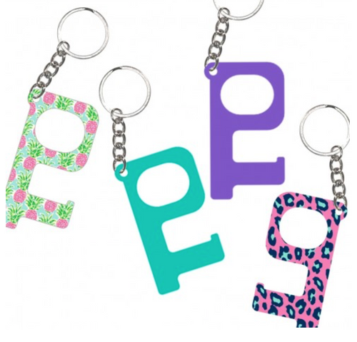 Hands-Free Keychain (MULTIPLE COLORS - you pick!)