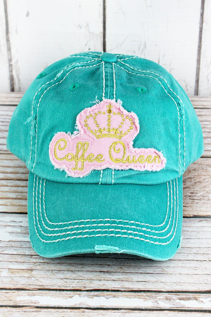 Coffee Queen Cap