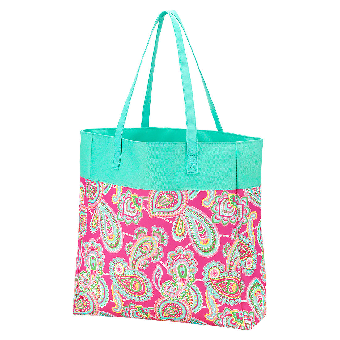The Madeline Paisley Tote