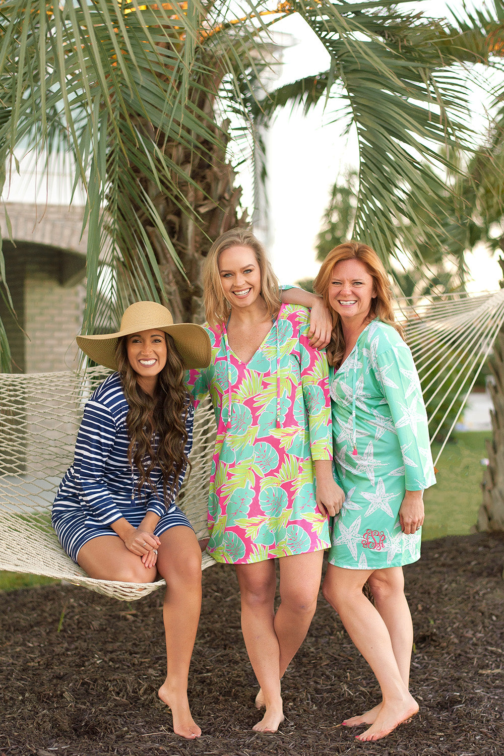 Totally Tropical Tunic