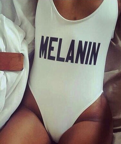 Melanin - One-Piece Swimsuit