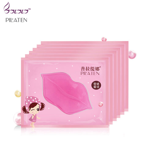 Anti Wrinkle Lip Plumper Mask - 8 Packs