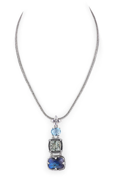 mojo triple drop pendant from Lori Bonn Collections by Lori Bonn (511510LB5)