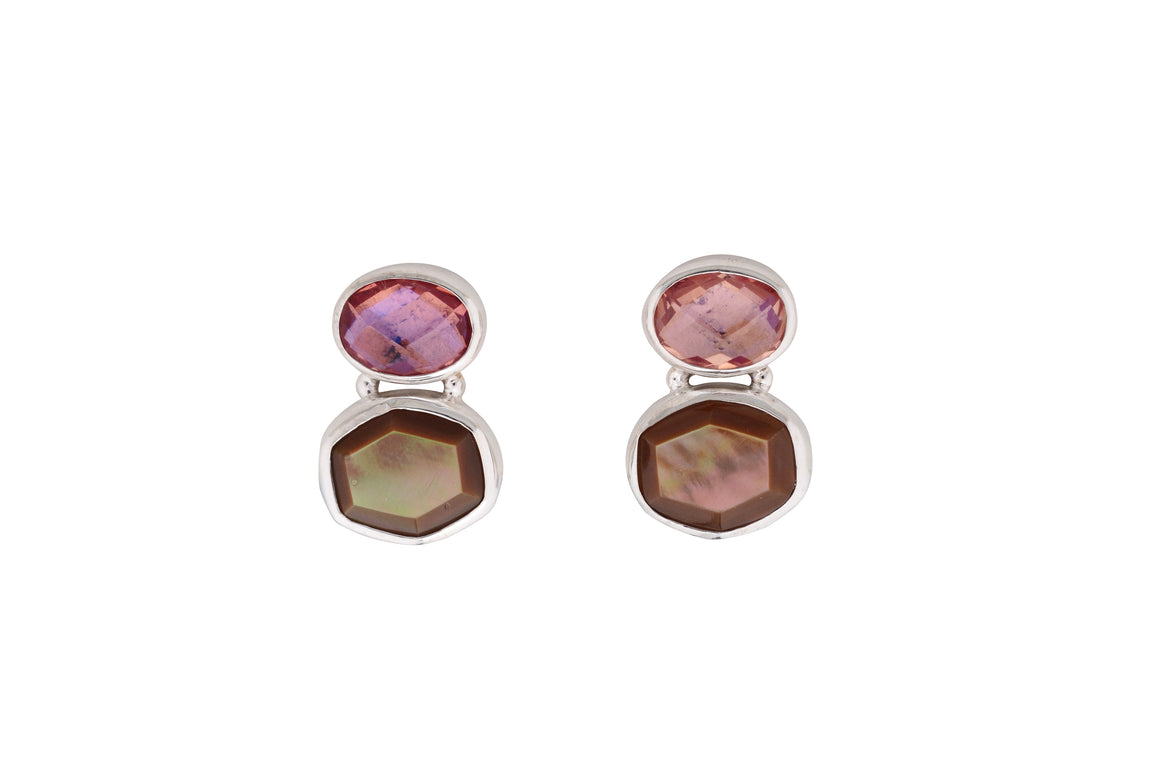 Bloom Clip Earrings