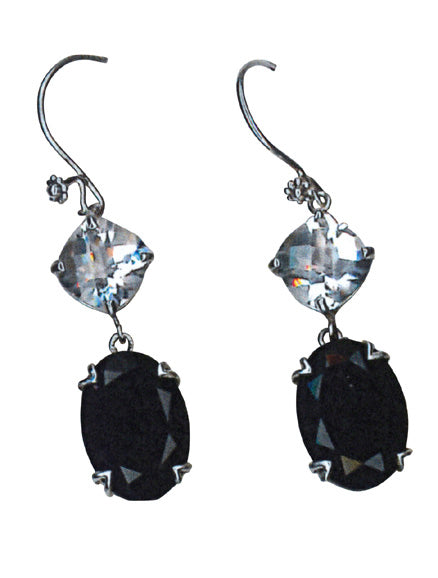 Lauren Double Drop Earrings