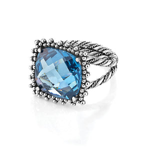 Dive In Cocktail Ring by Lori Bonn (315101TRB)