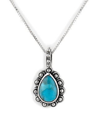 "December ""Holi-daze"" Birthstone Necklace from Bonn Bons Birthstone Necklaces by Lori Bonn (512912CT)"