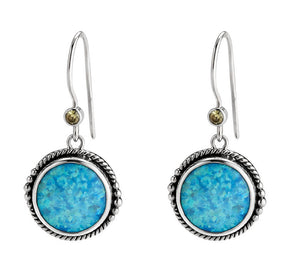 Calm, Cool & Collected Earrings from Bonn Bons by Lori Bonn (11302OPLBG)