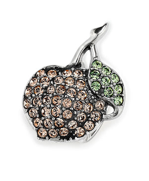 Peachy Keen Slide Charm from Bonn Bons by Lori Bonn (213340)