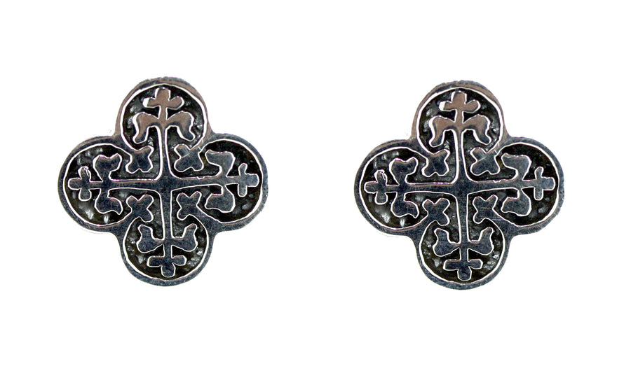 Fortunata Post Earrings by Lori Bonn (110601)