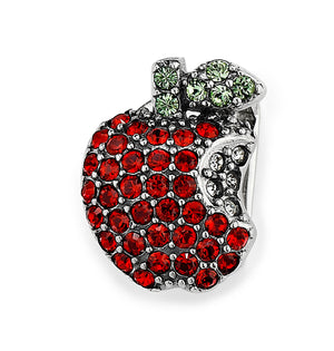 Apple of My Eye Slide Charm