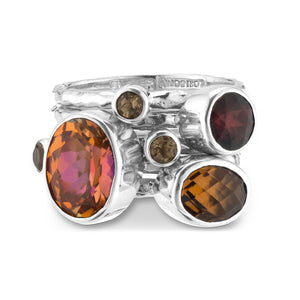Silk Road Stacking Ring by Lori Bonn (310201TW)