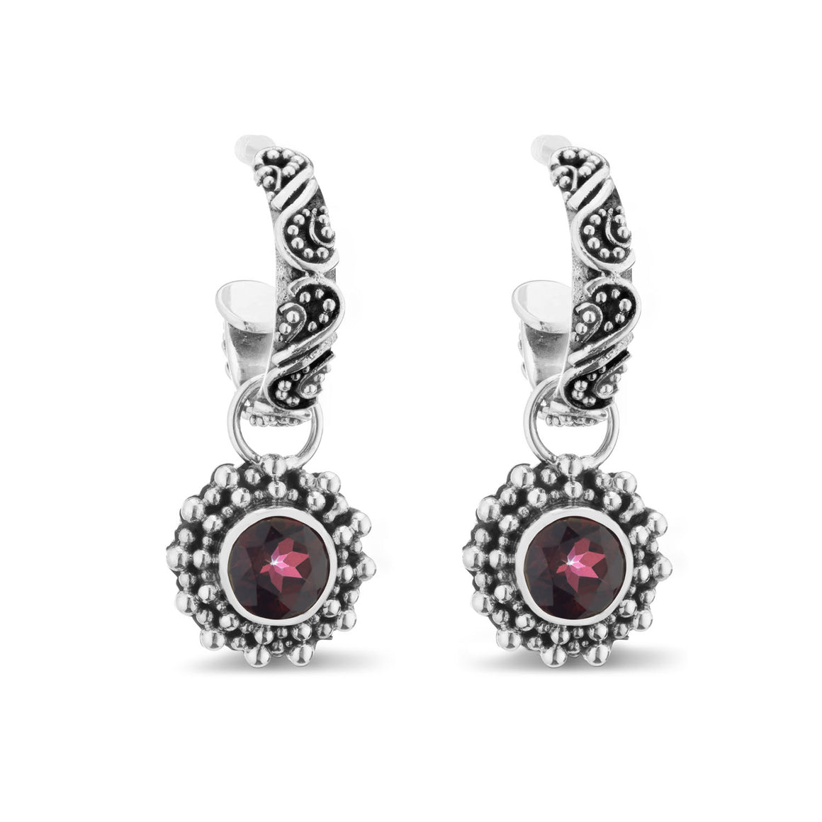 Turkish Delight Earrings by Lori Bonn (113405GR)