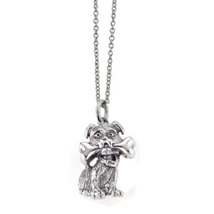Hair of the Dog Necklace by Lori Bonn (512181)