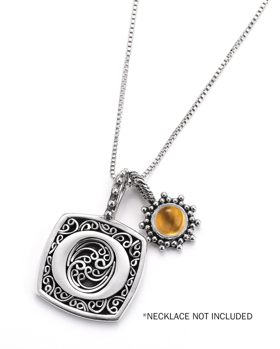 """November to Remember"" pendant from Sweets by Lori Bonn (59901C)"