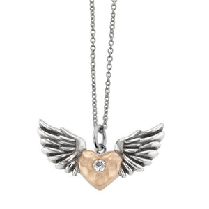 Hot Wings Necklace by Lori Bonn (512183ZDI)