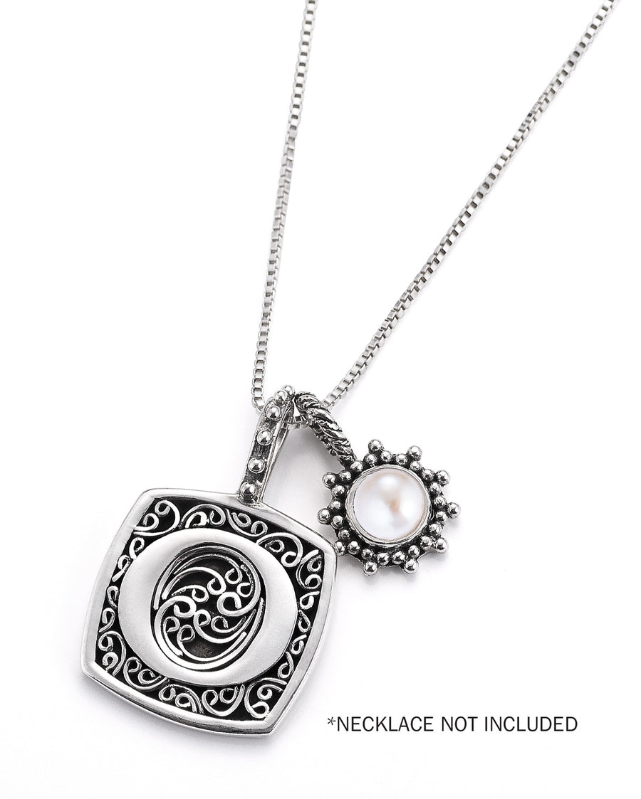 """June Honeymoon"" pendant from Sweets by Lori Bonn (59901PRL)"