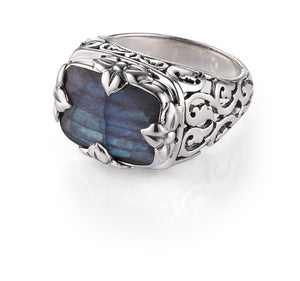 mojo petal cocktail ring from Lori Bonn Collections by Lori Bonn (311511LB)