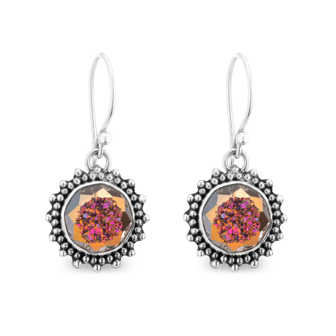 Fire Sign Earrings by Lori Bonn (110309DWTR)