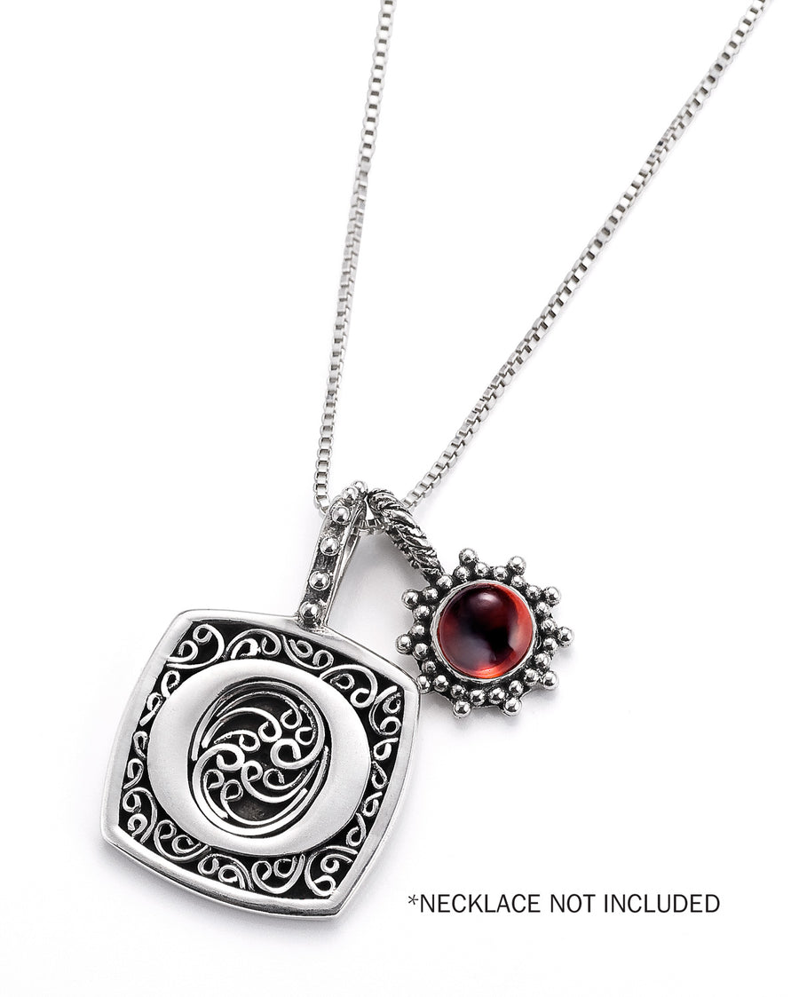 """January Jumpstart"" pendant from Sweets by Lori Bonn (59901G)"