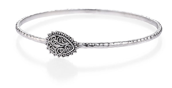 wanderlust pear bangle from Lori Bonn Collections by Lori Bonn (411501)