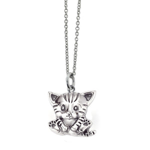 Glamour Puss Necklace by Lori Bonn (512180)