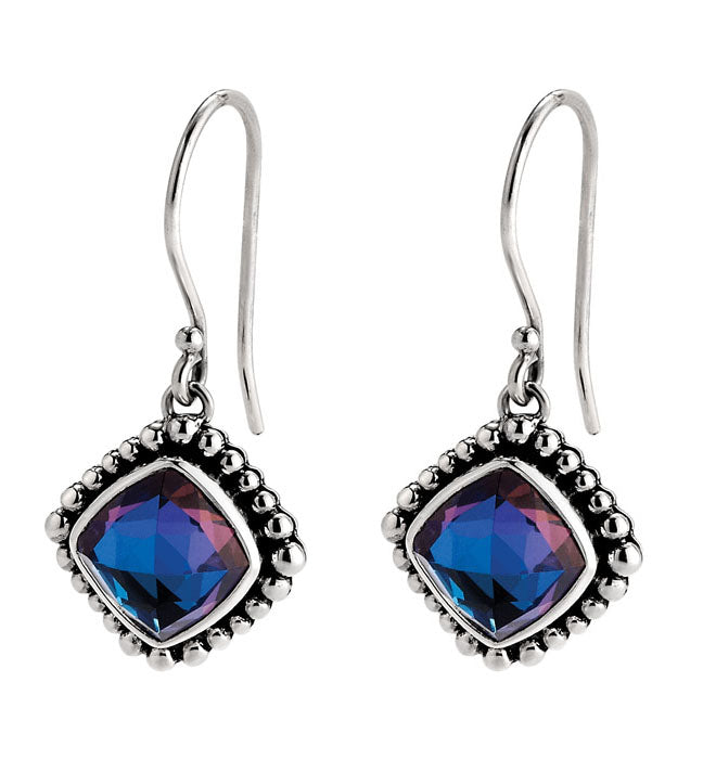 True Blue Earrings from Bonn Bons by Lori Bonn (11301MQ)