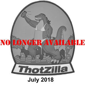 The Tactical Gear Junkie Patch of the Month - July - ThotZilla