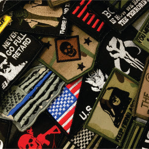 Now Offering Reject Patch Lots - 20 for $20