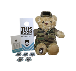 Now carrying ZZZBears - Military Teddy Bears On A Mission!