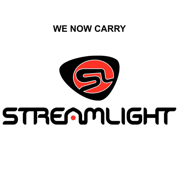 Get Lit - We Now Carry Streamlight Tactical Flashlights and Weaponlights