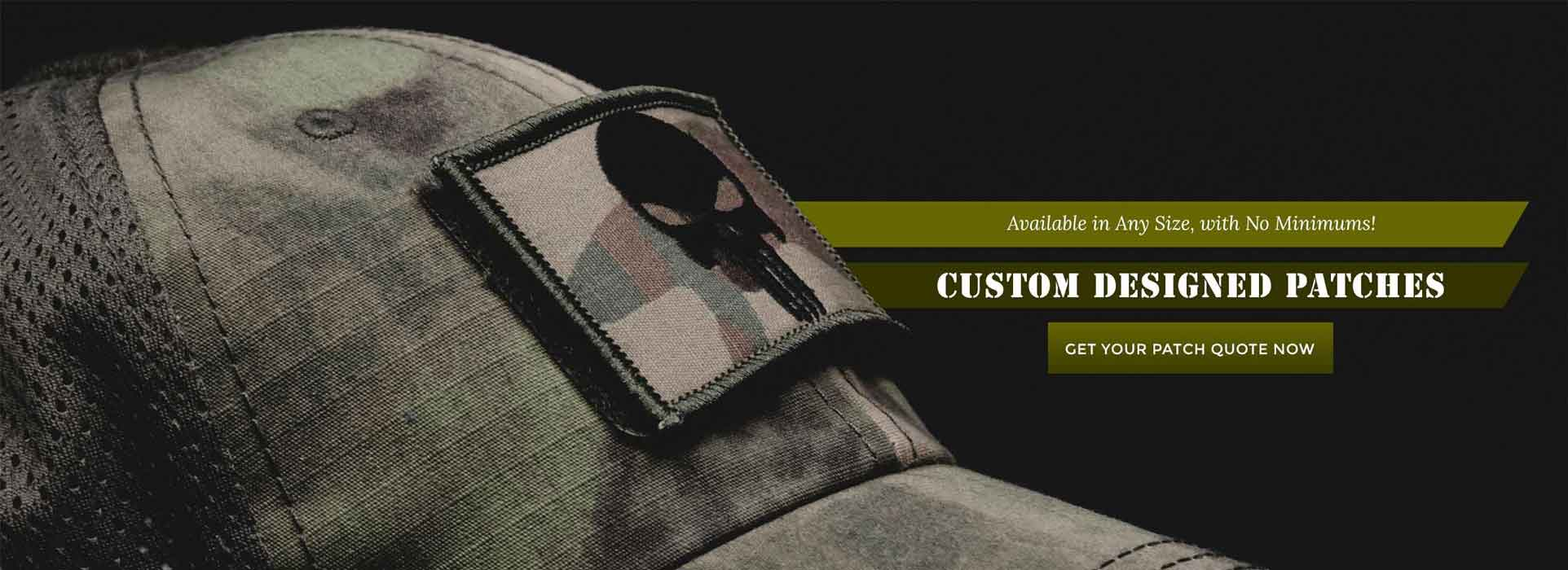 Tactical Gear Junkie Morale Patch Manufacturer | Tactical Gear Junkie